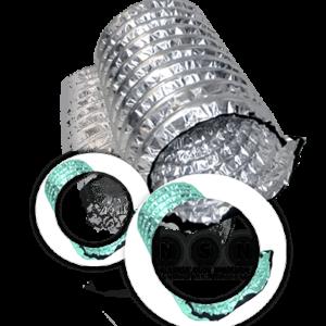 لوله فلکسیبل عایقی با عایق الاستومری (RUBBER)