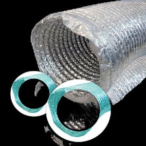 لوله فلکسیبل عایقی با عایق پلی اتیلن